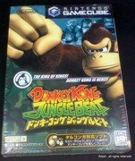 Donkey Kong Jungle Beat NTSC GameCube New SEALED