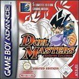Duel Masters: Sempai Legends! GBA Game Boy Advance