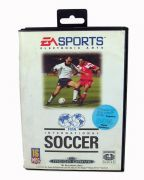 Fifa International Soccer - Sega Mega Drive
