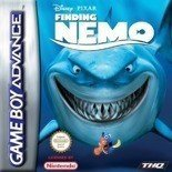 Finding Nemo GBA Game Boy Advance