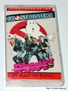 Ghostbusters - boxed cassete version for Commodore C64 / C128 in VGC - TESTED