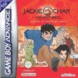Jackie Chan Adventures - great fighter for GBA, GBA SP, DS (not Fatal Fury)