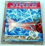 Jinks - boxed cassete version for Commodore C64 / C128 in VGC - TESTED