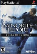 Minority Report Everybody Runs PS2