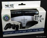 Splitfish MotionFX Adapter - SixAxis PS3 Wii type motion control for PS2 - NEW