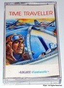 Time Traveller - boxed cassete version for Commodore C64 / C128 in VGC - TESTED