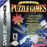 Ultimate Puzzle Games 1001 GAMES GBA Game Boy Advance - brand new, sealed
