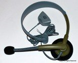 Xbox 360 Official Microsoft Wired Headset - Halo 3 Limited Edition - NEW
