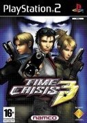 Time Crisis II PS2