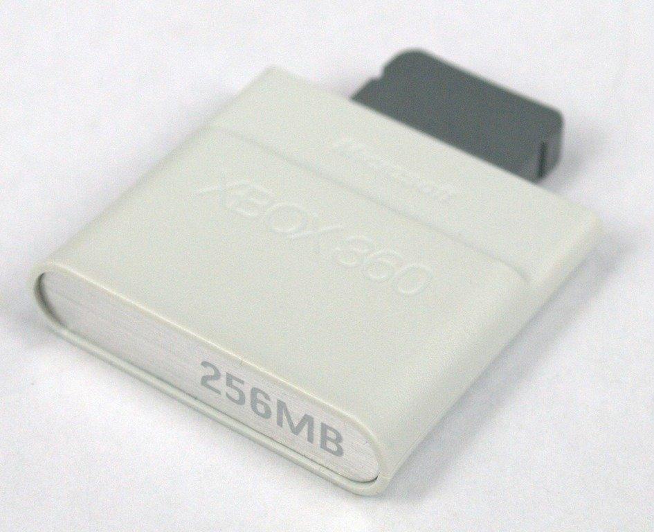 Genuine Microsoft Xbox 360 Memory Unit 256MB Memory Card for X360 VGC | Gry i konsole ...