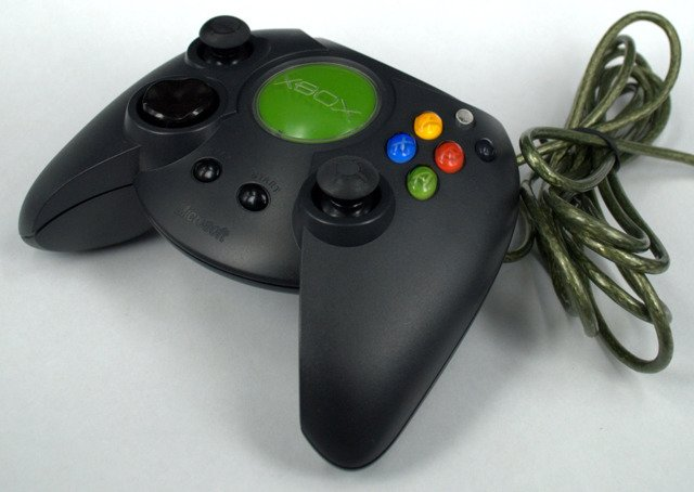 Dakota Official Wired Controller Duke for XBOX 1 prototype with breakaway cable
