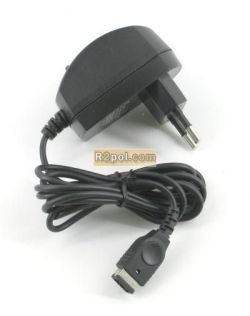 EU Plug AC Power Adapter / Charger for GBA SP or Nintendo DS - BRAND NEW