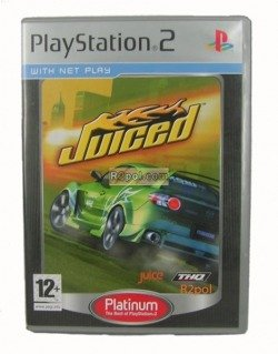 Juiced Platinum PS2
