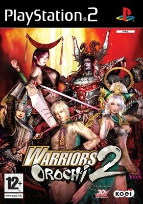 Warriors Orochi 2 PS2 - very good condition