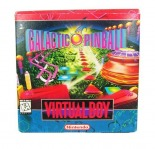 Galactic Pinball BOX (Nintendo Virtual Boy)