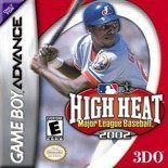High Heat Major League Baseball 2002 GBA DS