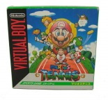 Mario's Tennis BOX (Nintendo Virtual Boy)