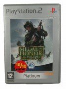 Medal of Honor Frontline Platinum PS2
