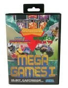 Mega Games 1 BOX - Sega Mega Drive - 3 super gry