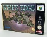 Knife Edge BOX N64