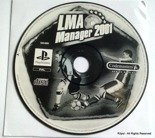 LMA Manager 2001 PSX