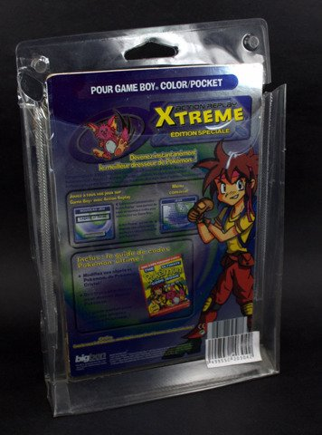 Action Replay Xtreme Pokemon Crystal Edition GBC
