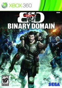 Binary Domain  X360
