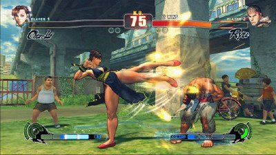 Super Street Fighter IV PS3